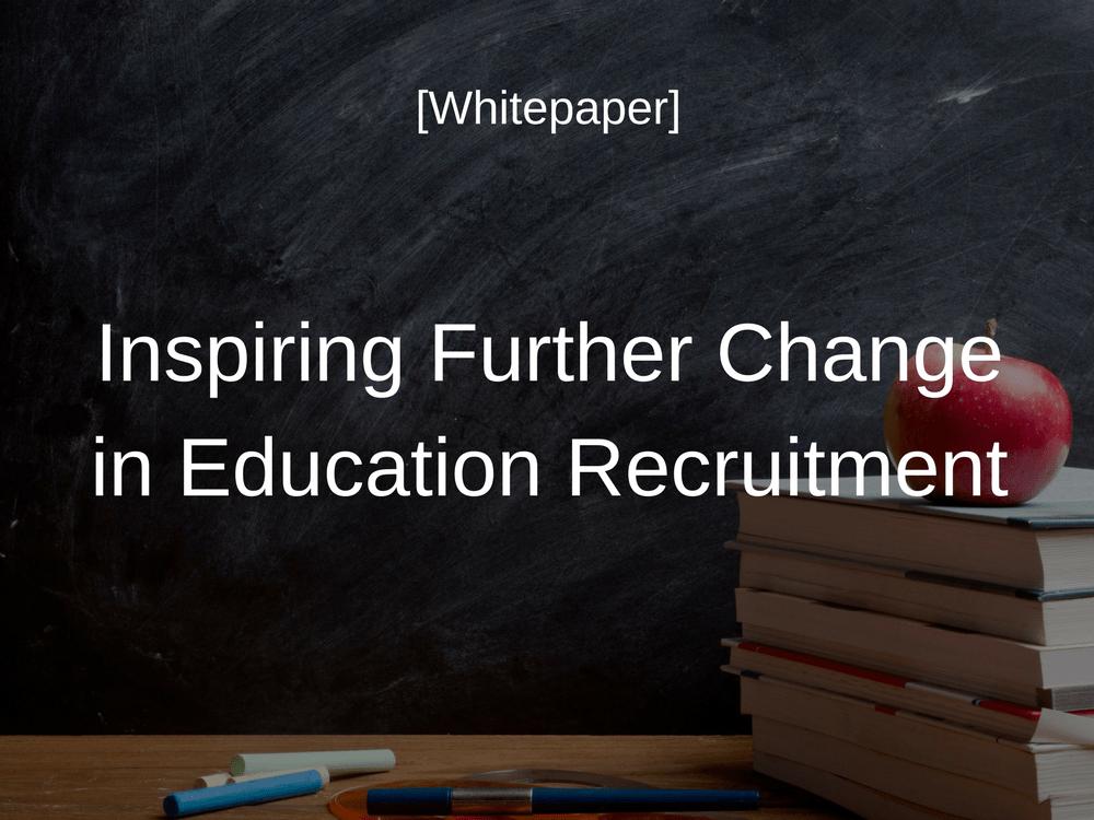 education recruitment