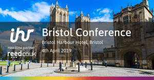 Bristol In-house Recruitment Conference 2019