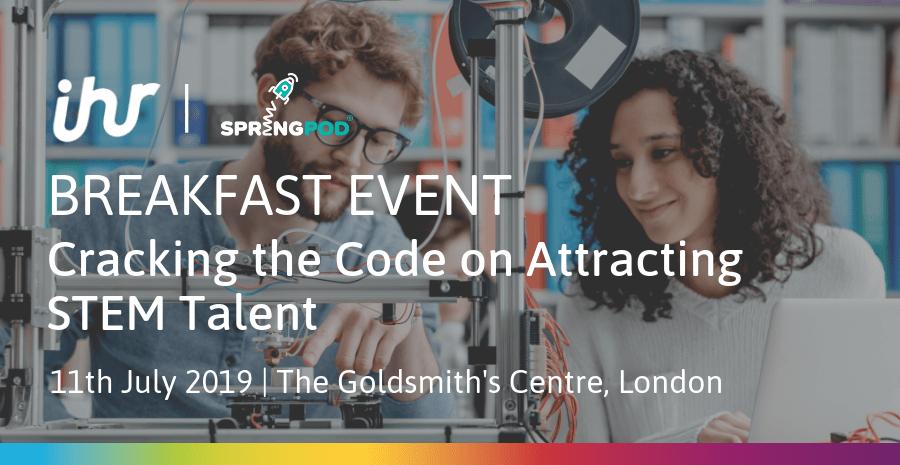 attracting STEM talent