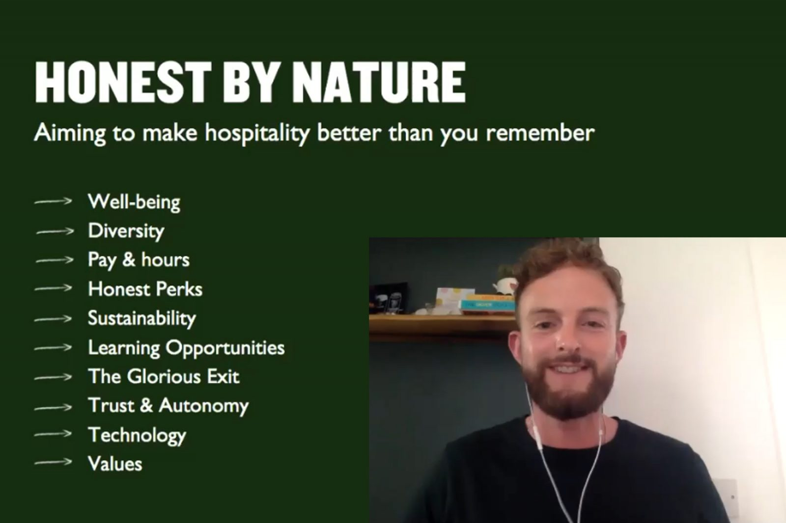 The Honest Life - Our Movement to Make Working in Hospitality Better Than You Remember